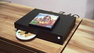 Xbox One X als UHD Blu-ray Player: SDR besser als HDR?