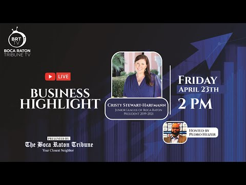 Business Highlight, Cristy Stewart-Harfmann, April 23rd