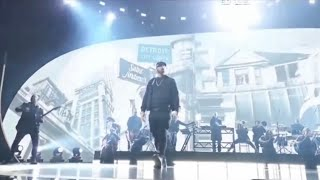 Eminem-Lose Yourself-Full Live Show+Intro & Outro (HD) The Oscars 2020