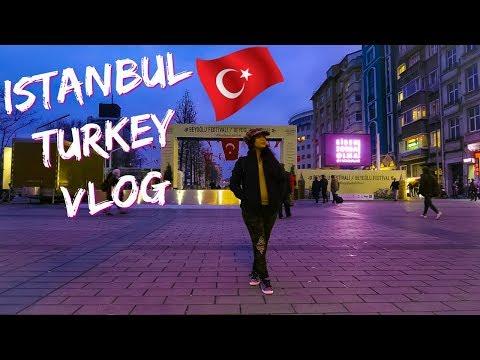 Istanbul Turkey Vlog ,Meeting Abhishek bachchan & Istanbul Tour | SuperPrincessjo
