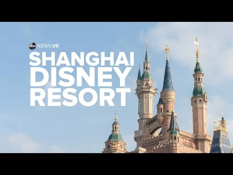 Shanghai Disney Resort | ABC News #360video