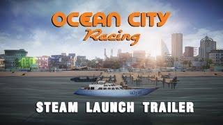 OCEAN CITY RACING Steam Launch Trailer