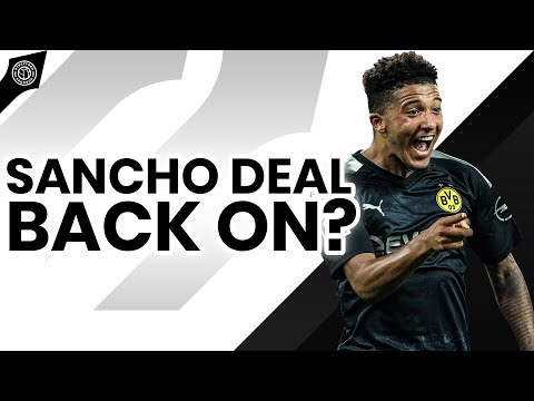 United Ready For Final Sancho Push! | News From Old Trafford