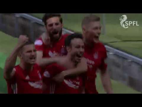 Dons legend Considine scores famous winning goal
