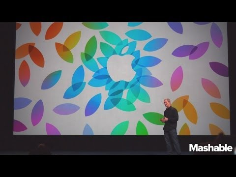 Apple iPad Air Event: What We Learned
