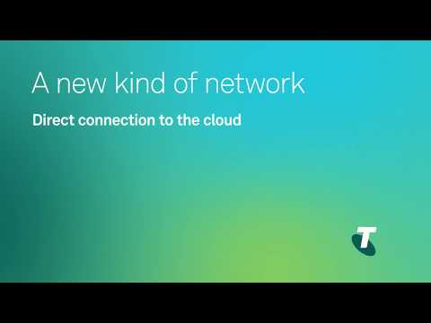 Telstra Programmable Network - Near-real Time On-demand
