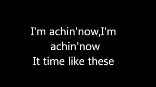 The Black Keys-Tighten UP Lyrics