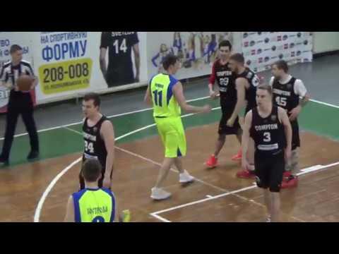 2018/04/07 Комптон vs  КБК