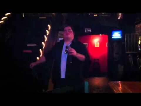 Jeff- A tender lie  karaoke