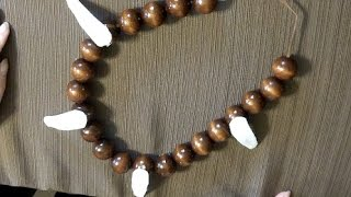 {How to} Inuyasha's Beads of Subjugation Necklace
