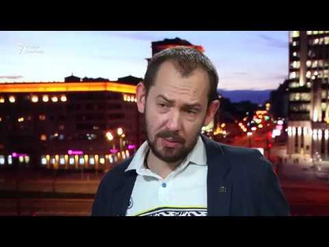 Роман Цимбалюк жестко ответил ватнику из госдумы на радио свобода.