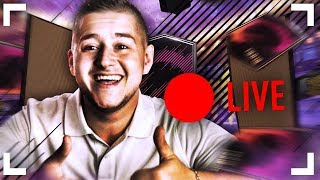 LIVE #1 - FUT CHAMPIONS & PACK OPENING !