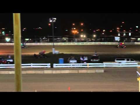 EWSC Racing MSA Sprint Car Feature 8/31/2012