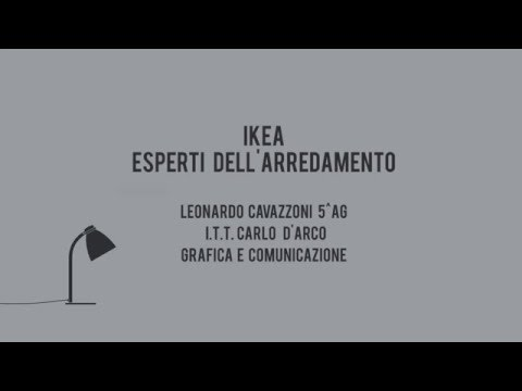 Spot Radiofonico Ikea - Cavazzoni