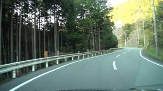 和歌山県道198号 龍神中辺路線