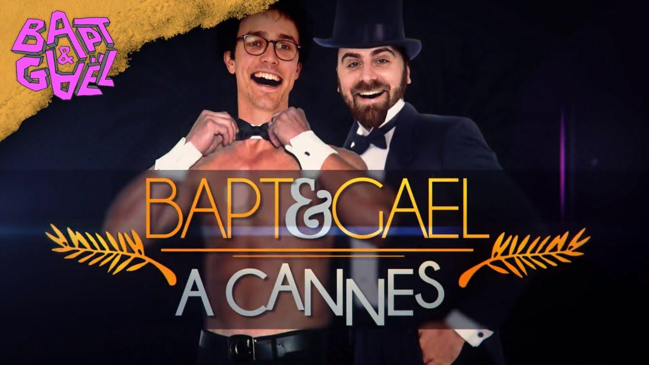 Bapt&Gael à Cannes Feat Jérôme JARRE