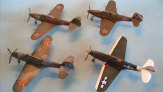 ACADEMY 1/72 P-39 N / 400 Airacobra - A Twin Building Review