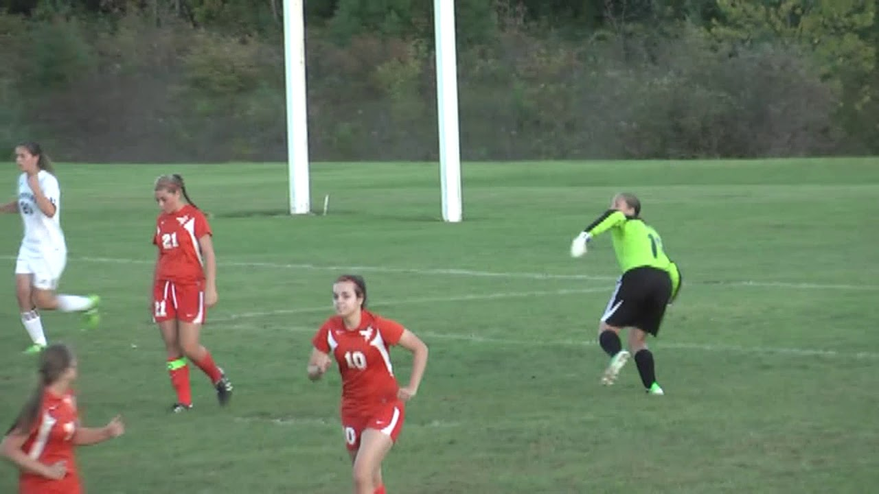 NCCS - Plattsburgh Girls  9-20-13