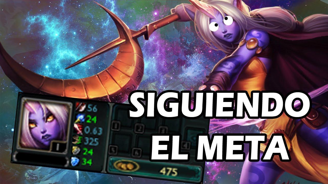 SIGUIENDO EL META