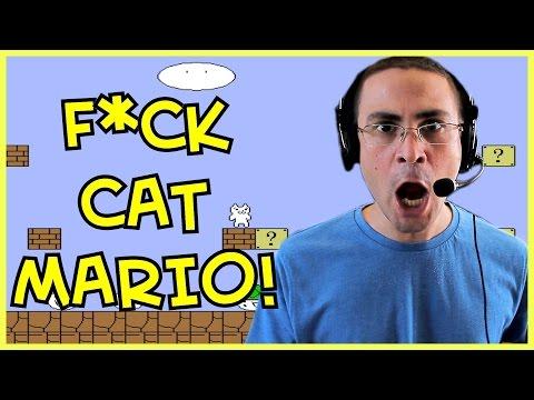 Γ*μώ Το Cat Mario! (Gaming)