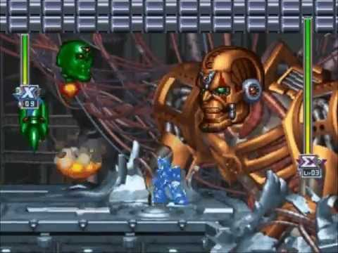 Mega Man X6: Sigma- No Damage, Buster Only (Final Stage + Ending)