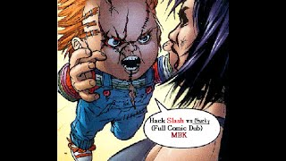 Hack Slash vs Chucky (Full Comic Dub MBK)