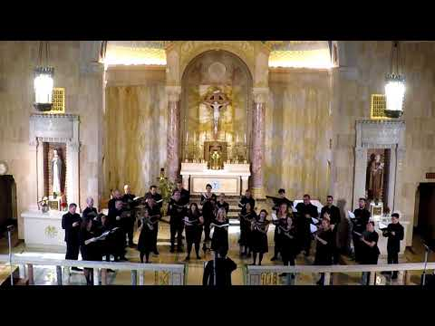 "Missouri Choral Artists - ""Hail, Gladdening Light"" by Charles Wood"