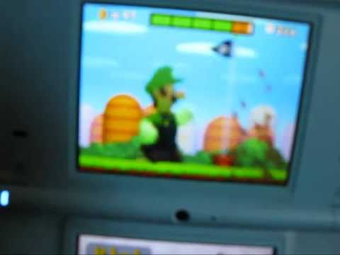New super mario bros ds hacks download