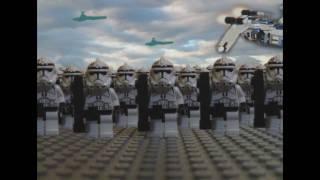 Lego Star Wars Movie Trailer