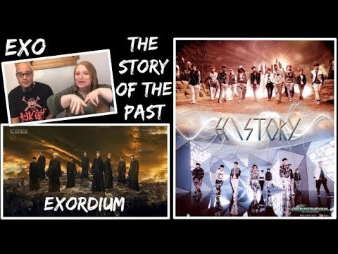 EXO Theories! - Theory Recap And Reacting To EXO'rDIUM VCR Intro & History