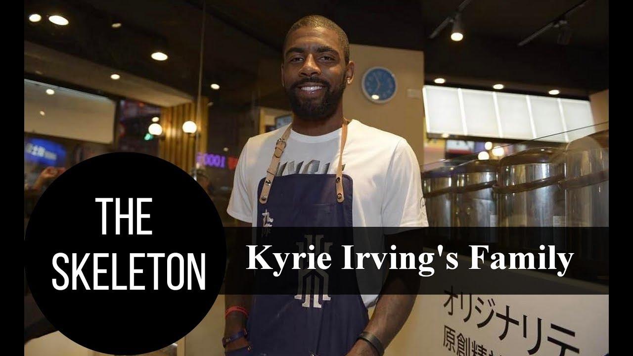 5770cb2d9bb3 Kyrie Irving s Sport Family - YouTube