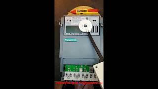 Как обмануть электросчетчик Меркурий 234 ART-01