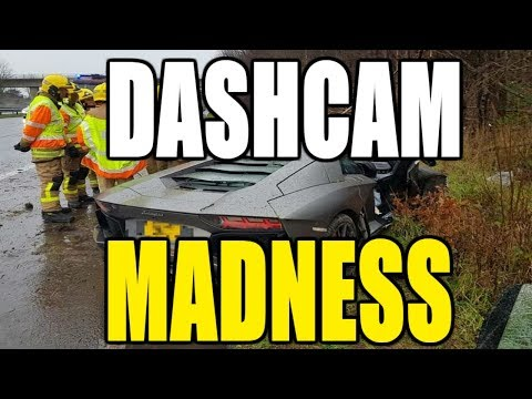 Dash Cam Madness Compilation 2019