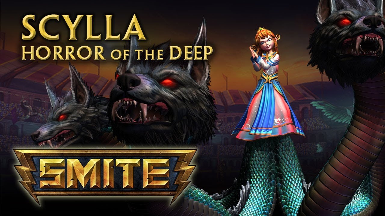 Need For Speed Girl Wallpaper Smite God Reveal Scylla Horror Of The Deep Youtube