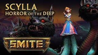 SMITE - God Reveal - Scylla, Horror of the Deep