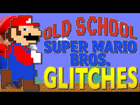 Super Mario Bros. {Retro GLITCHES & TRICKS} Tutorial