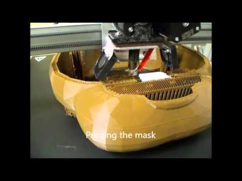 3D Printed Freddy Fazbear Costume: 5 Steps
