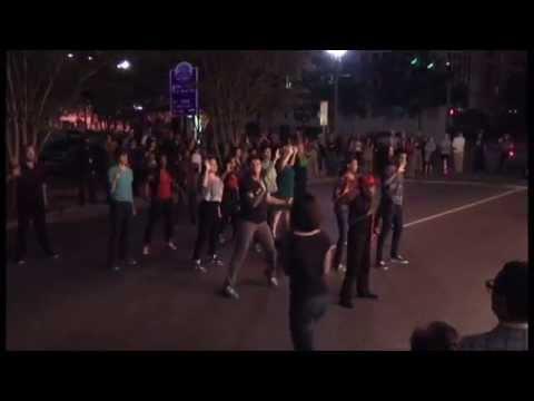 Flash Mob Florida Theatre Jacksonville
