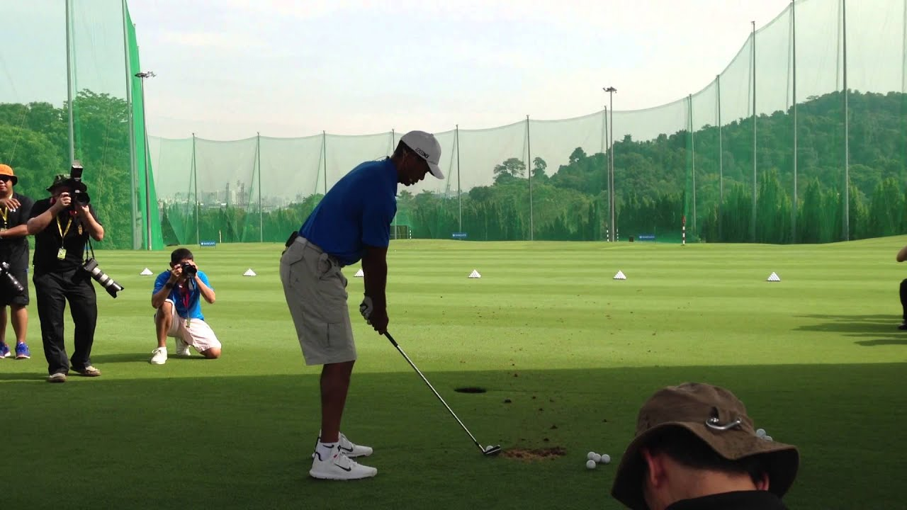 Tiger Woods 4 Iron Dtl Youtube