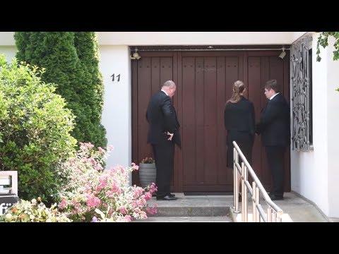 Tür bleibt zu: Familienstreit um Helmut Kohl eskaliert in aller Öffentlichkeit