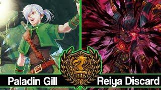 UB Reiya Discard Vs. Paladin Gill : Force of Will (TCG) Feature Match
