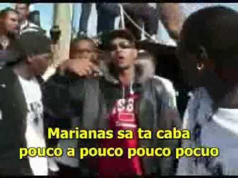 tropas di terrenu - marianas sa ta caba ( traduzido e legendado - subtitled )