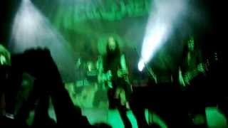 Helloween - Walls Of Jericho / Eagle Fly Free  en Escena Monterrey 2013
