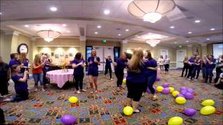Big Little Reveal- High Point University