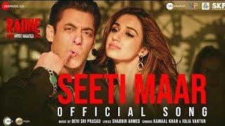 Seeti Maar | Radhe - Your Most Wanted Bhai | Official Bangla Version | Salman Khan, Disha Patani