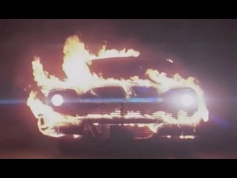 '58 Plymouth in Christine
