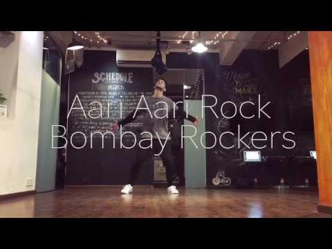Aari Aari rock version | Bombay Rockers | Rohit Behal Dance Cover