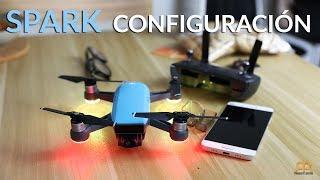 DJI Spark Como Configurar y Calibrar