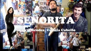 SEÑORITA - Shawn Mendes, Camila Cabello / SAX, UKULELE & TROMBONE COVER   KnightEye