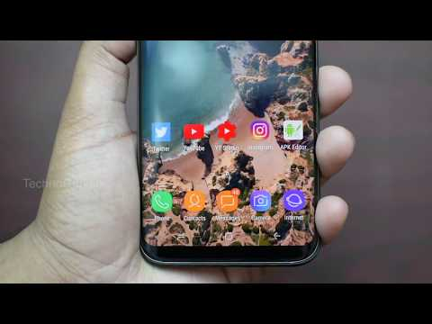 Download Pixel 2 Live Wallpaper for Samsung Galaxy S8, S8+